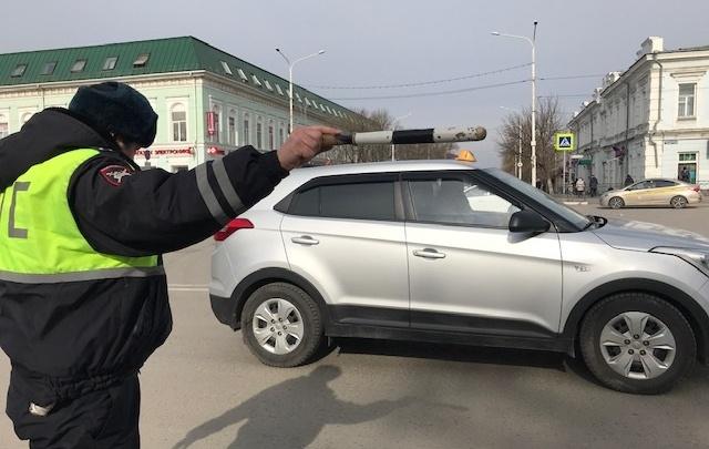 В Новочеркасске поймали незаконные такси