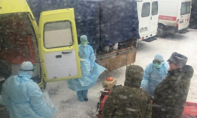 Омских врачей созвали на совещание по поводу профилактики коронавируса
