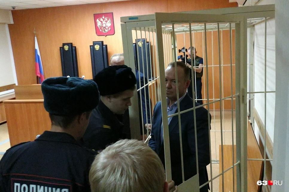 Минахмет Халиуллов переживает судебный процесс