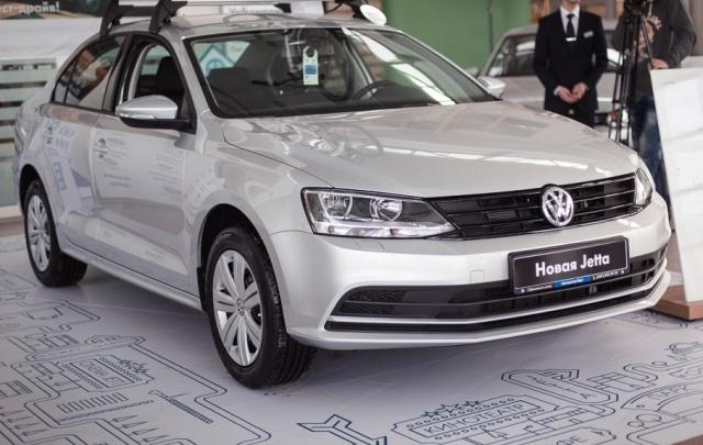 Новый Volkswagen Jetta: надежность и классика