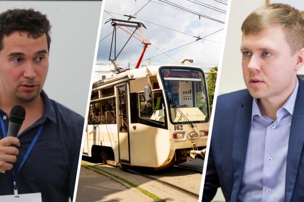 Трамвай стал предметом споров