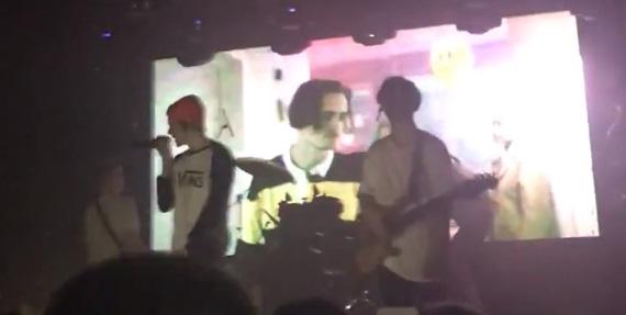 «Нас просто не выпускали»: подростки попали в давку на концерте «Пошлой Молли» в Екатеринбурге