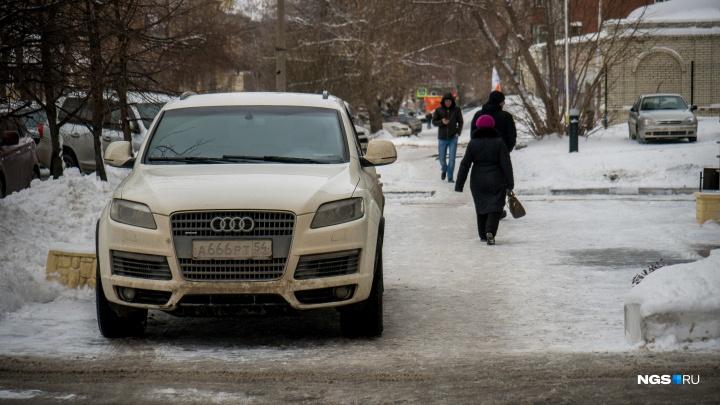 «Я паркуюсь как чудак»: Audi 666 — дьявольская машина для разгона пешеходов