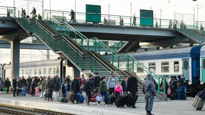 Маленькая Москва: Новосибирск обогнал все сибирские города по числу мигрантов