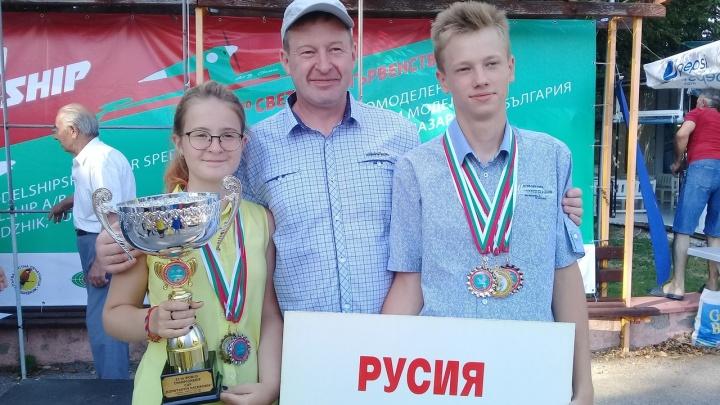 Челябинская школьница на чемпионате мира разогнала модель до скорости прокачанного Bentley