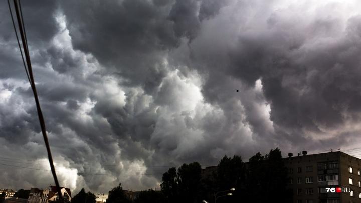 Из-за надвигающейся стихии энергетики ввели режим повышенной готовности