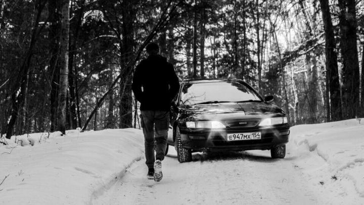 «Он любил скорость»: новосибирец и его девушка погибли в ДТП, вылетев на встречку