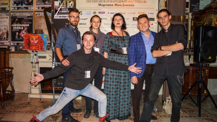 Актёры, знакомые по сериалам, театр из бункера и другие причины идти на фестиваль МакДонаха в Перми