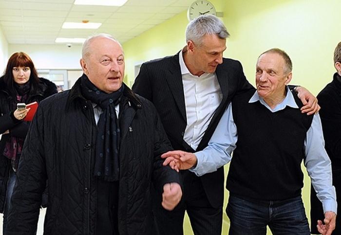 Эдуард Россель рассказал, что Владислав Тетюхин доверял ему