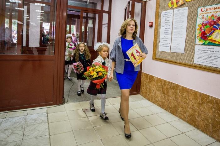 Молодые педагоги приходят в школы, но быстро увольняются