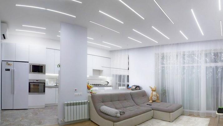 Новые тренды в освещении: найден доступный каждому способ сделать помещение больше
