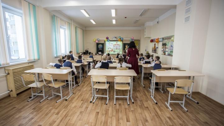 Ученики не помещаются: в новосибирских школах откроют новые учебные кабинеты с 2 тысячами парт