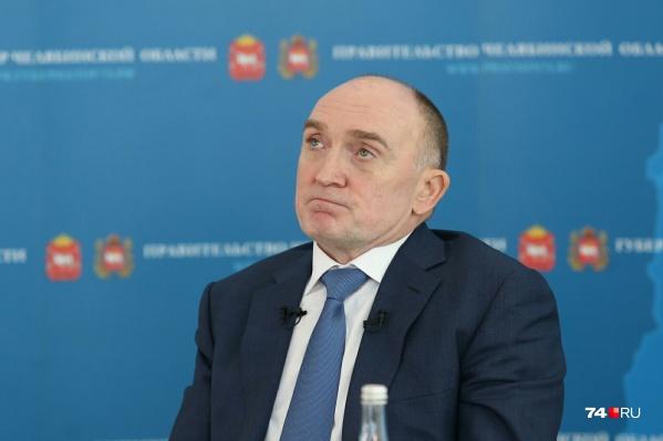 Борису Дубровскому придётся крепко призадуматься о будущем