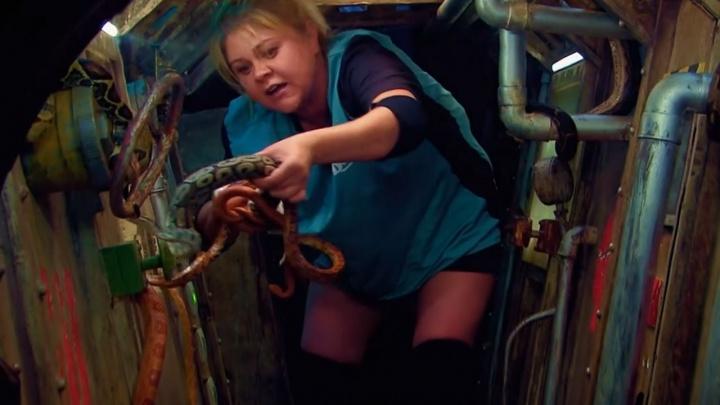 Змеи, скорпионы и бешеное казино. Звезда «Реальных пацанов» снялась в шоу «Форт Боярд»