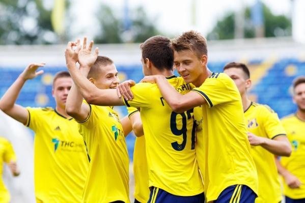 Новый сезон молодежка «Ростова» начала с победы