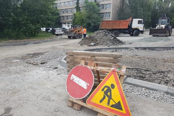 Программа софинансирования ремонта и строительства дорог рассчитана на шесть лет