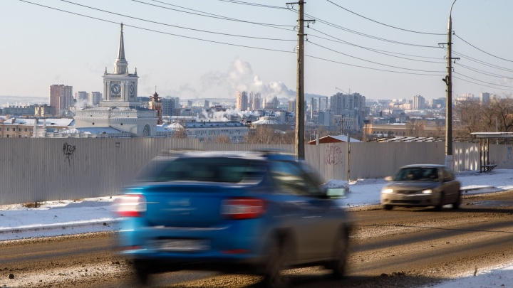 Сногсшибательный ветер и снег: в выходные на Волгоградскую область обрушатся метели