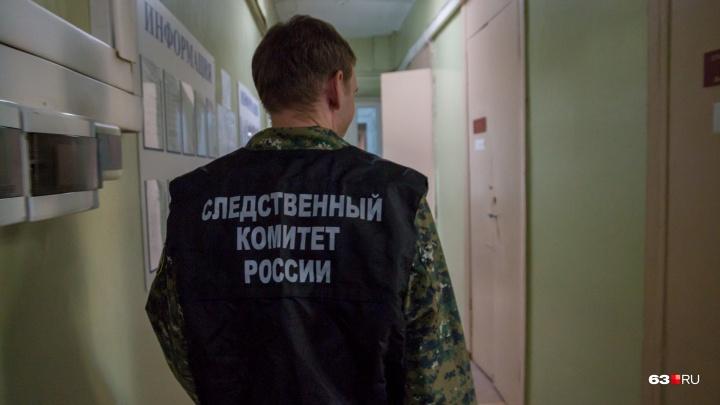 В Самарской области нашли тело четырехлетнего мальчика