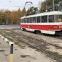 На Московское шоссе и Врубеля трамваям дали приоритет в проезде