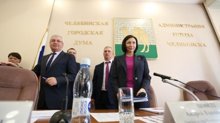 Челябинские депутаты определились с конкурсом на пост главы города