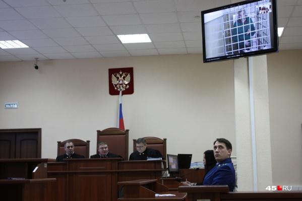 Ильясов сейчас находится в СИЗО