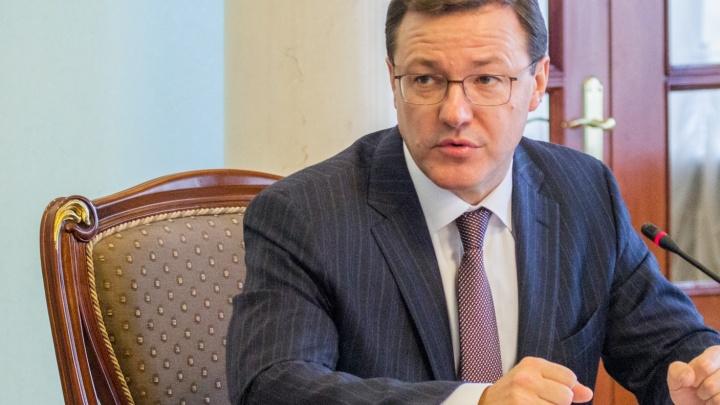 Единороссы взяли губернатора Азарова в высший совет партии власти