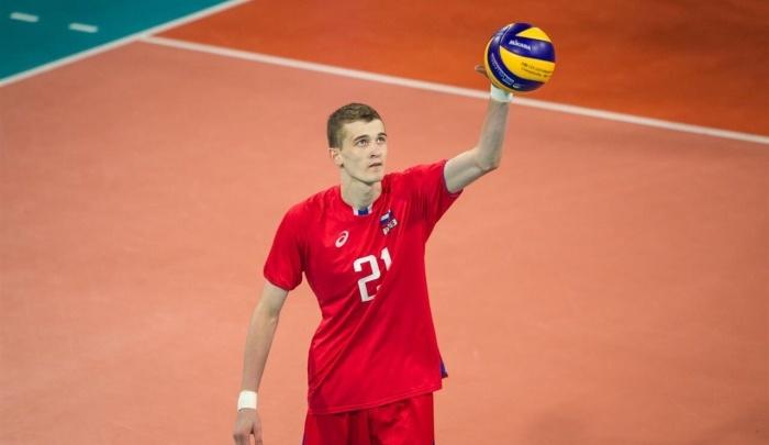 Уфимский спортсмен — в составе золотых финалистов чемпионата Европы