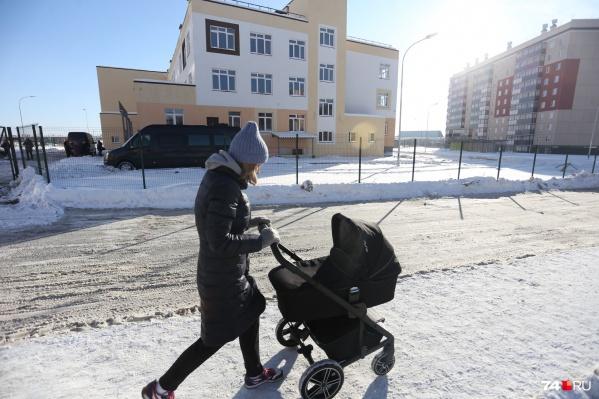 В Чурилово детский сад откроет двери уже весной