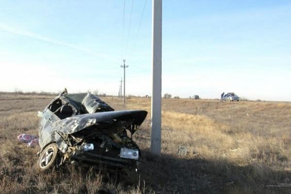 Следователи пришли к выводу, что превратившаяся в железку машина была неисправна