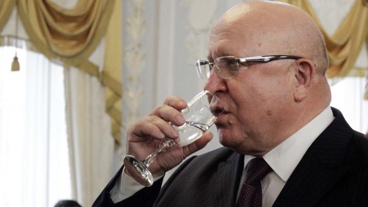 Валерий Шанцев все-таки написал заявление об увольнении