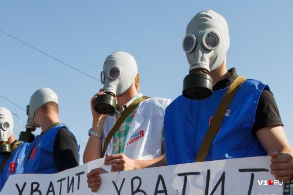 Неприятный запах ощущали в Городище, Советском и Красноармейском районах Волгограда