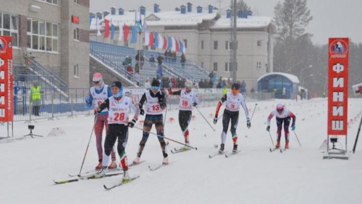 Новосибирская лыжница выиграла спринт на этапе Кубка России