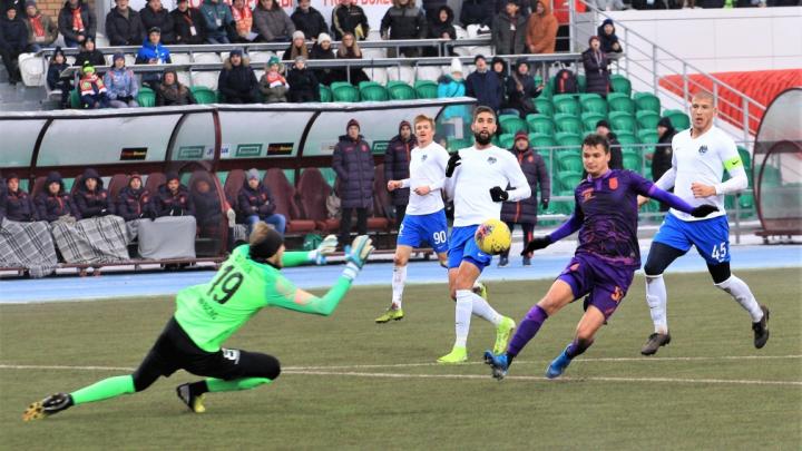Прощай, столица: ФК «Уфа» провёл последний домашний матч в этом году