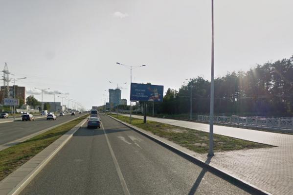 Дублер Московского шоссе перекроют от Волжского шоссе до Дальней
