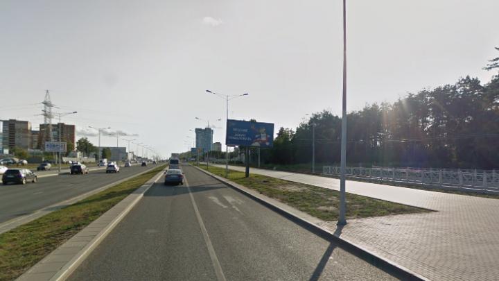 В Самаре движение по дублеру Московского шоссе перекроют 18 и 22 мая