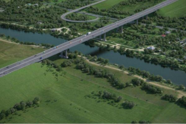 Протяженность дороги составит больше 71 километра