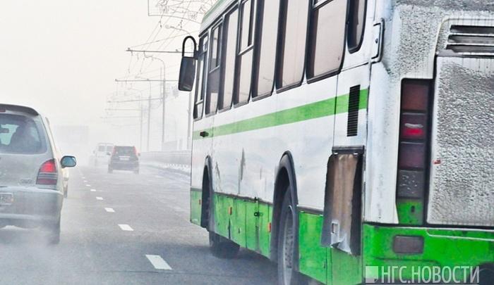 Общественники замерили воздух на остановках в Красноярске и ужаснулись результатам