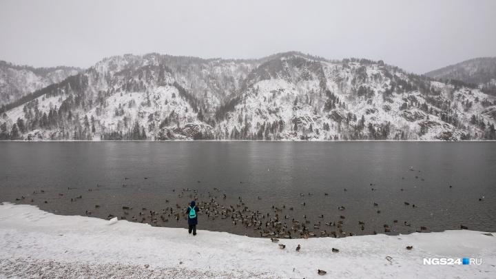 После выходных в Красноярск придет похолодание со снегом