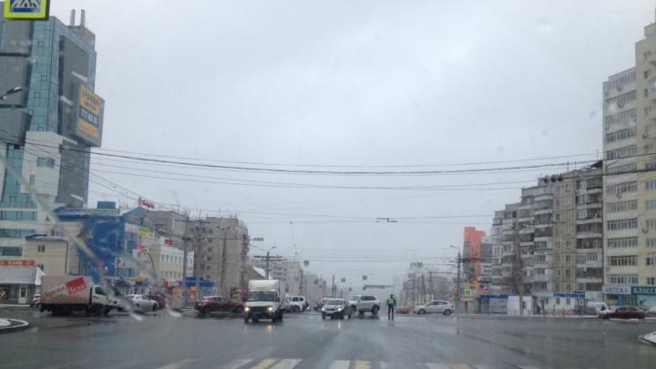 Восстание машин: в субботу в Челябинске светофоры ушли на выходной