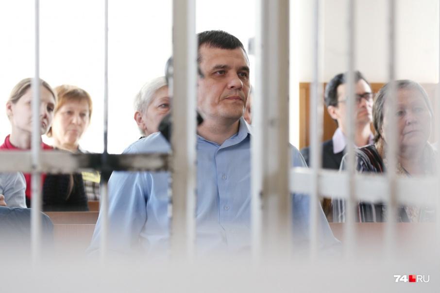Один из обвиняемых — Гамиль Асатуллин, его видели на стройплощадке ГОКа