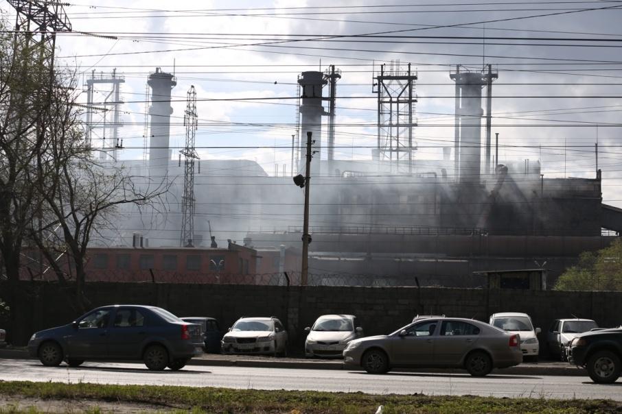 За неучтённые выбросы заводу может грозить приостановка разрешения от Росприроднадзора