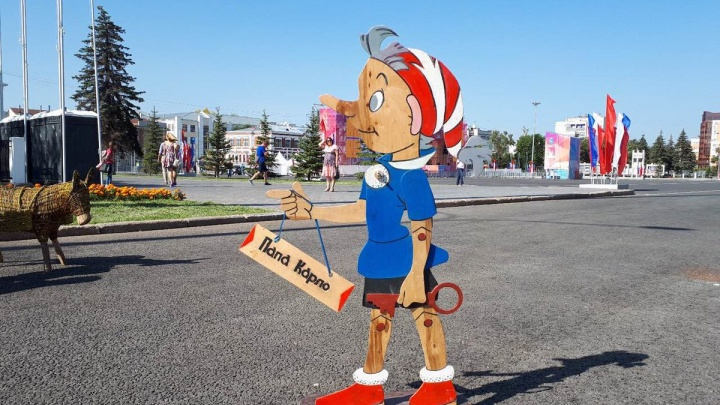 Шопинг на свежем воздухе: 22 и 23 сентября площадь Куйбышева превратится в большой рынок