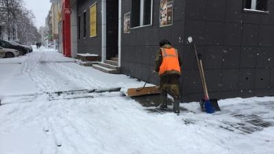 Послания Текслеру, грустные голуби и грязные дороги: как Челябинск пережил апрельский снегопад
