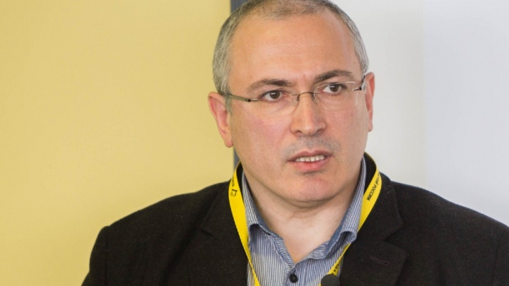 Михаил Ходорковский благословил Ройзмана на губернаторские выборы