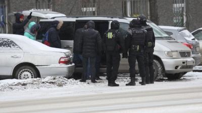 Силовики устроили спецоперацию после вооружённого конфликта валютчиков в центре Челябинска