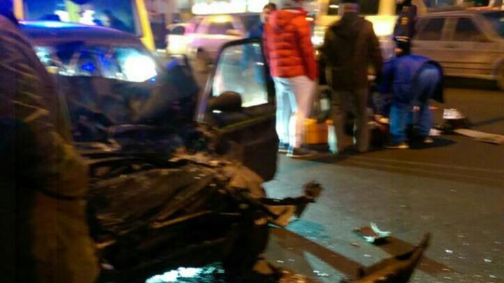 Сбивший на Московском проспекте четверых пешеходов водитель вышел из изолятора