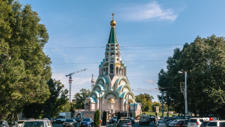 В Самаре из-за визита патриарха Кирилла перекроют 5 улиц