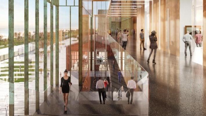 Новую художественную галерею на заводе Шпагина построят за 4 миллиарда рублей