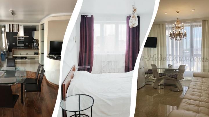 Любуемся и плачем: разглядываем самое дорогое арендное жилье в Уфе