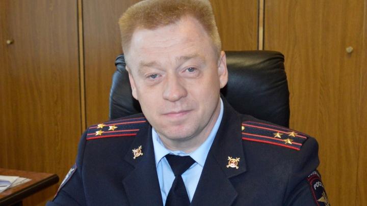 В Первоуральске по подозрению в коррупции задержали главу городской полиции